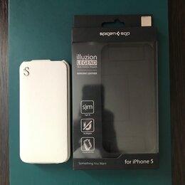 Чехлы - Чехол Spigen для iPhone 5s / SE оригинал НОВЫЙ, 0