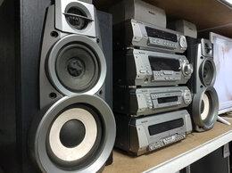 Музыкальные центры,  магнитофоны, магнитолы - Technics EH790 (5CD/WMA/MP3), 0