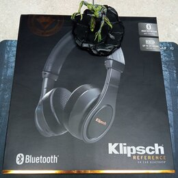 Наушники и Bluetooth-гарнитуры - Наушники Klipsch Reference Over-Ear BT, 0