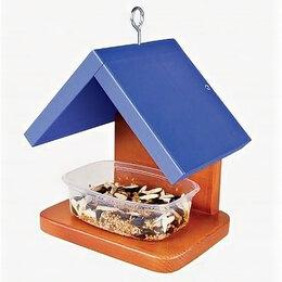 Игрушки и декор  - Кормушка для птиц своими руками 01640, 0