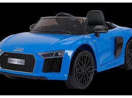 Машинки и техника - Электромобиль JJ2198 Audi R8 Spyder…, 0