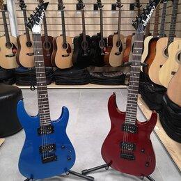 Электрогитары и бас-гитары - Новые электрогитары jackson JS11 (красная и синяя), 0