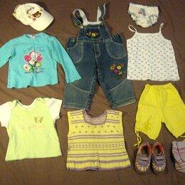 Комплекты и форма - Пакетом на девчоку 1-2 года, 0
