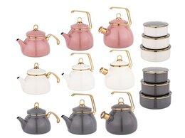 Чайники - Чайник 1л, 2л, 3л, набор посуды и по отдельности…, 0