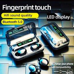 Наушники и Bluetooth-гарнитуры - Новинка 2021. Беспроводные наушники TWS F9.0.5, 0