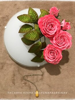 Бра и настенные светильники - Пара бра «Розы», 0