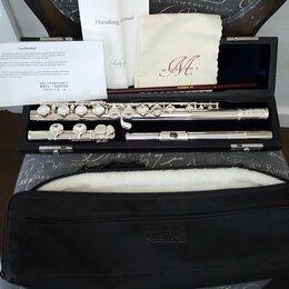 Флейты - Флейта Miyazawa MJ-100E, Япония, 0