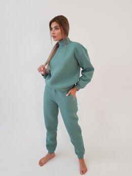 Костюмы - Теплый женский костюм Тиффани из качественной…, 0