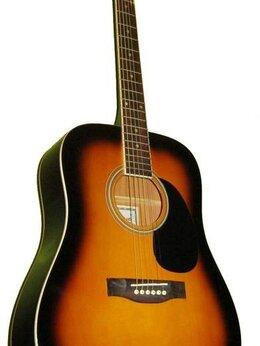 Акустические и классические гитары - F600-BS Акустическая гитара, санберст, Caraya, 0