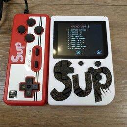 Игровые приставки - Портативная игровая приставка SUP game BOX S, 0