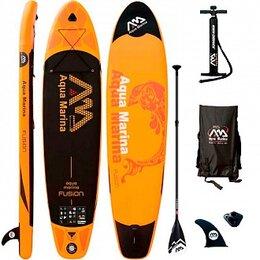 Виндсерфинг - Надувная доска для sup - бординга Aqua Marina (Аква Марина) Fusion 10'10', 0