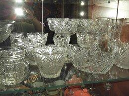Сервизы и наборы - посуда  стеклянная и хрустальная, 0