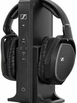 Наушники и Bluetooth-гарнитуры - Беспроводные наушники Sennheiser RS 175-U, 0