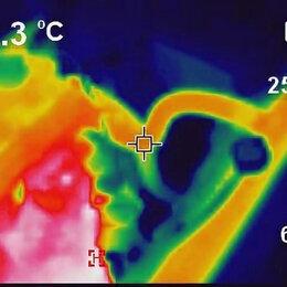 Прочие услуги - Исследование электрооборудования на опасный перегрев тепловизором, 0