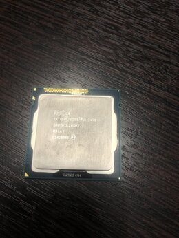 Процессоры (CPU) - Процессор i5-3470, 0