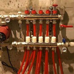 Архитектура, строительство и ремонт - Монтаж водяного теплого пола, ремонт, укладка труб, 0