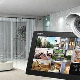 Охрана и безопасность - Установка видеонаблюдения, 0