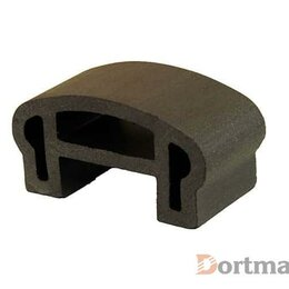 Лестницы и стремянки - Перила для ограждения террасы Dortmax, цвет терракотовый, 0