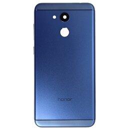 Корпусные детали - Задняя крышка Huawei Honor 6C Pro (JMM-L22) (синий), 0