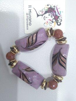 Браслеты - Очень красивый браслет из муранского стекла, 0