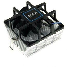 Кулеры и системы охлаждения - Кулер AM2/AM3/FM2/AM4 Titan DC-K8J825Z/N (89 ватт), 0