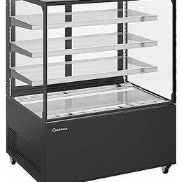 Холодильные витрины - Витрина кондитерская Carboma KC78-130 VV 1,2-1, 0