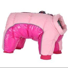 Аксессуары для амуниции и дрессировки  - Зимний, светоотражающий комбинезон для собак., 0