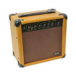 Гитарное усиление - STAGG 10 AA Комбоусилитель, 0
