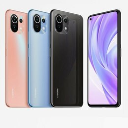 Мобильные телефоны - Смартфон Xiaomi Mi 11 Lite / 128Gb /  Amoled…, 0