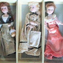 Статуэтки и фигурки - Куклы фарфоровые, коллекционные, Италия, 0