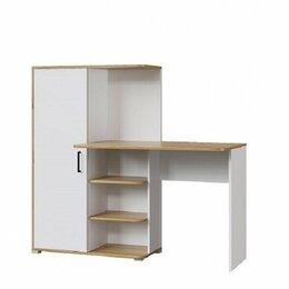 Компьютерные и письменные столы - Стол компьютерный Лайт-1420, 0