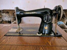 Швейные машины - Ножная швейная машина, 0