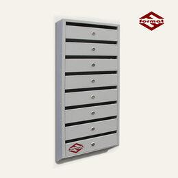 Почтовые ящики - Почтовый ящик Оптима Люкс 8-и секционный  (Торговое оборудование), 0