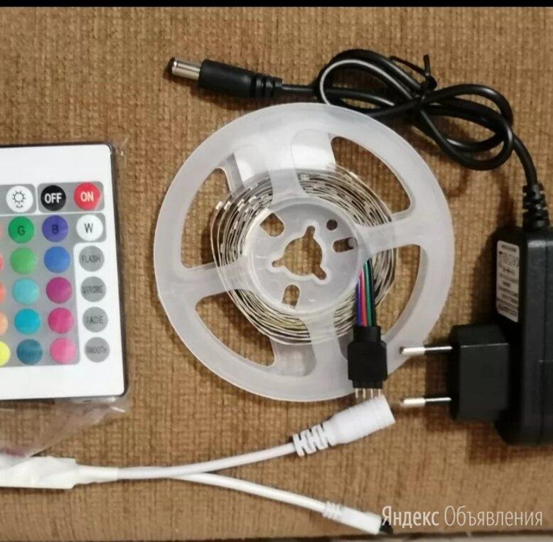 Новая светодиодная RGB лента по цене 450₽ - Светодиодные ленты, фото 0