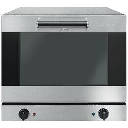 Жарочные и пекарские шкафы - Печь конвекционная SMEG ALFA 43 X, 0