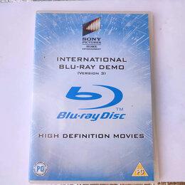Видеофильмы - Лицензионный демо Blu-ray диск Sony, 0
