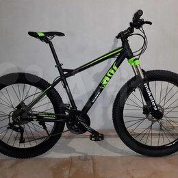 Велосипеды - Новый мощный R27.52.8, 27speed, 0