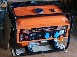 Электрогенераторы - Электрогенератор бензиновый PATRIOT SRGE 2500, 0
