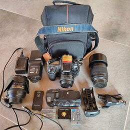 Фотоаппараты - Nikon D700, 0