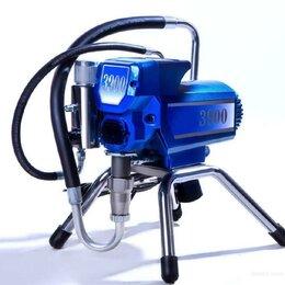 Инструменты для нанесения строительных смесей - Безвоздушный окрасочный аппарат PT-3900 (HYVST…, 0