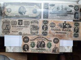 Банкноты - доллары США , 0