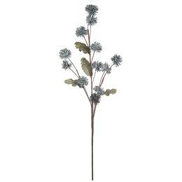 """Искусственные растения - Цветок из фоамирана 125 см """"Василек голубой"""", 0"""