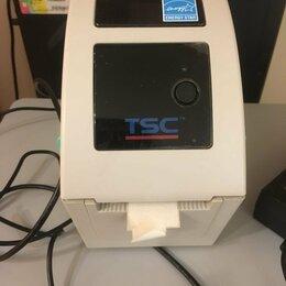 Принтеры чеков, этикеток, штрих-кодов - Термопринтер TSC TDP-225, 0