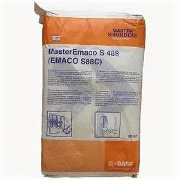 Строительные смеси и сыпучие материалы - MasterEmaco S 488, 0