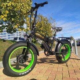 Мототехника и электровелосипеды - Электровелосипед 2wd полный привод., 0