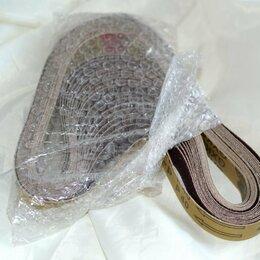 Для шлифовальных машин - Шлифовальные ленты для гриндера 40 и 600 grit, 25 мм, GXK51, 0