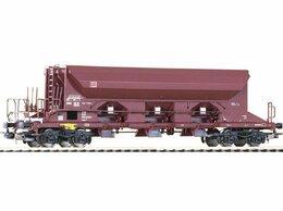 Детские железные дороги - 3-осный вагон-хоппер Piko Facns133 DB V, 0