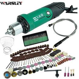 Наборы электроинструмента - Warsley гравер дремель повышенной мощности 480Вт…, 0