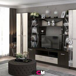 Шкафы, стенки, гарнитуры - Гостиная стенка Ольбия, 0