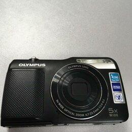 Фотоаппараты - Фотоаппарат Olimpus VG-170, 0
